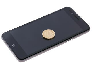 """5"""" Смартфон DEXP Ixion MS350 Rock Plus 8 ГБ черный"""