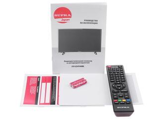 "24"" (60 см)  LED-телевизор SUPRA STV-LC24T440WL черный"