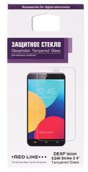 "4"" Защитное стекло для смартфона DEXP Ixion E240 Strike 2"