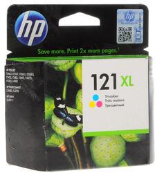 Картридж струйный HP 121XL (CC644HE)