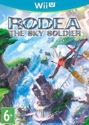 Игра для Wii U Rodea: The Sky Soldier