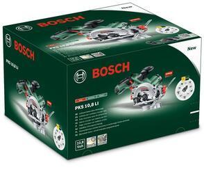Пила дисковая Bosch PKS 10.8 LI