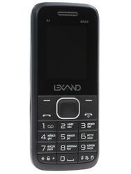Сотовый телефон LEXAND A1 Basic черный