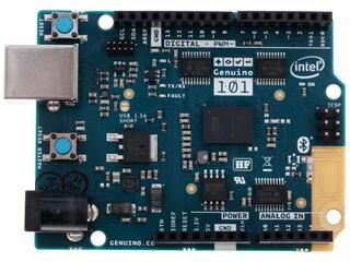 Микрокомпьютер Intel Genuino 101
