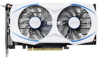 Видеокарта Asus GeForce GTX 1050  DUAL [DUAL-GTX1050-2G]