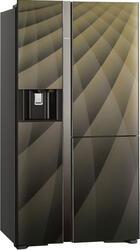 Холодильник Hitachi R-M702 AGPU4X DIA серый