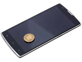 """5.5"""" Смартфон DEXP Ixion ES155 Vector 8 ГБ черный"""