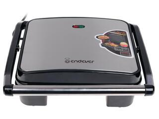 Гриль Endever Grillmaster 117 черный