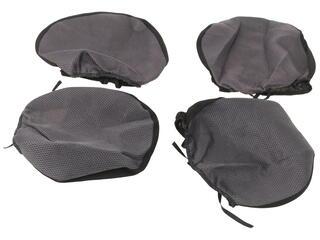 Чехлы на сиденье AUTOPROFI EXTREME XTR-803 черный