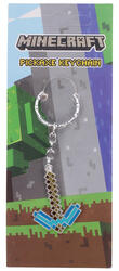 Брелок Minecraft - Diamond Pickaxe