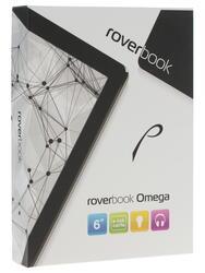 6'' Электронная книга Rover Omega черный
