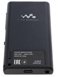 Мультимедиа плеер Sony NWZ-E394 черный