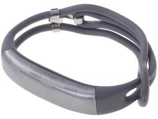 Фитнес-браслет Jawbone UP2 браслет JL03-6363CFI-EM Gunmetal Hex Rope серый