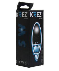 Лампа светодиодная KREZ 4CM-WH224-02