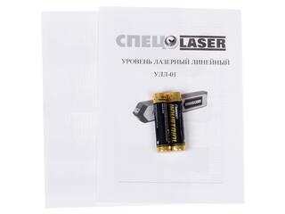 Лазерный нивелир Спец УЛЛ-01