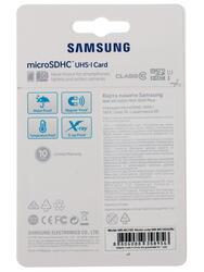 Карта памяти Samsung EVO Plus microSDHC 16 Гб