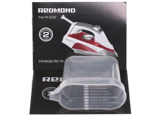 Утюг Redmond RI-S220 красный
