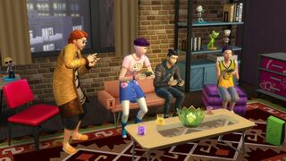 Игра для ПК Sims 4 Жизнь в городе