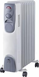 Масляный радиатор Irit IR-07-2009 белый