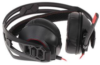Наушники Plantronics RIG 515 HD Lava