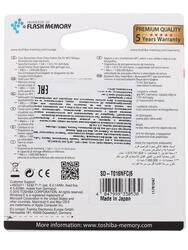 Карта памяти Toshiba NFC SDHC 16 Гб