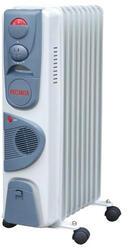 Масляный радиатор Ресанта ОМ-9НВ белый