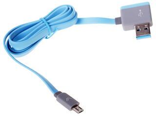 Кабель Vertex DCMICROUSBFBL USB - micro USB синий