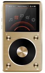 Hi-Fi плеер Fiio X5 II золотистый