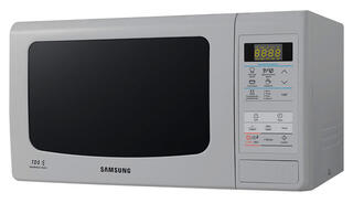 Микроволновая печь Samsung ME83KRS-3/BW серый