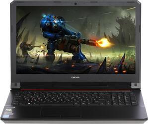 """15.6"""" Ноутбук DEXP Achilles G107 черный"""