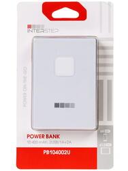 Портативный аккумулятор InterStep PB10402UW белый