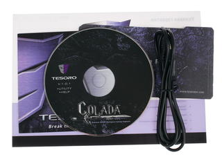 Клавиатура Tesoro Colada Saint
