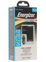 Сетевое зарядное устройство Energizer ACA2BEUHMC3
