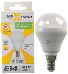 Лампа светодиодная X-Flash XF-MBF-E14-4W-4K-220V
