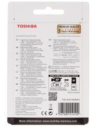 Карта памяти Toshiba EXCERIA M301-EA microSDHC 8 Гб