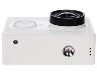 Экшн видеокамера XIAOMI YI Basic белый