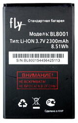 Аккумулятор Partner BL8001