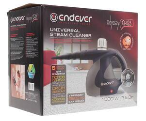 Пароочиститель Endever Odyssey Q-423 серый
