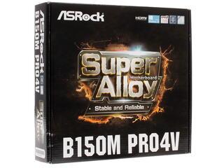 Материнская плата ASRock B150M PRO4V