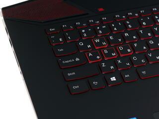 "17.3"" Ноутбук Lenovo Ideapad Y700-17ISK черный"