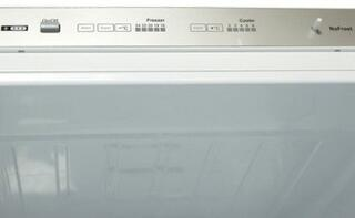 Холодильник с морозильником Sharp SJ-B236ZR-WH белый