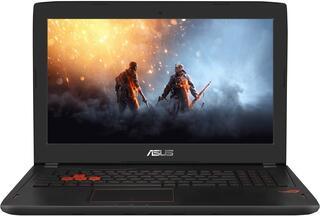 """15.6"""" Ноутбук ASUS ROG STRIX GL502VM-FY073T черный"""