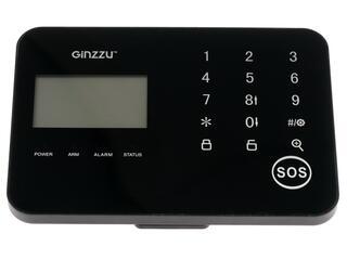 Комплект сигнализации Ginzzu HS-K02BL ver.2