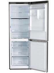 Холодильник с морозильником Samsung RB30J3000SA/WT серебристый