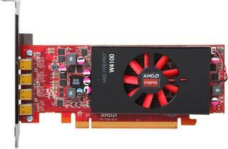Видеокарта Sapphire AMD FirePro W4100 [100-505979]