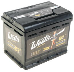 Автомобильный аккумулятор Westa 6ст-63 VL