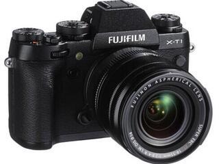 Камера со сменной оптикой FujiFilm X-T1 Kit 18-55mm