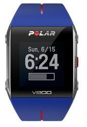 Спортивные часы Polar V800 серебристый