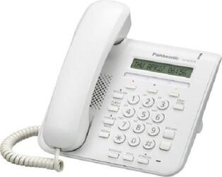 IP-телефон PANASONIC KX-NT511ARUW белый