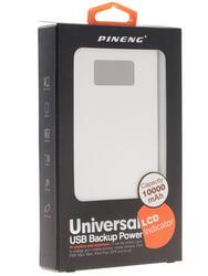 Портативный аккумулятор Pineng PN-963 белый